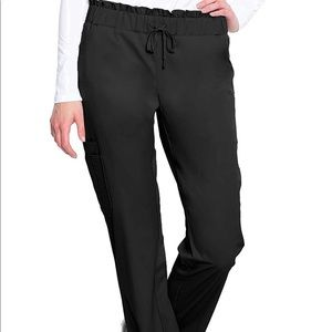 New Womens med couture scrub pants